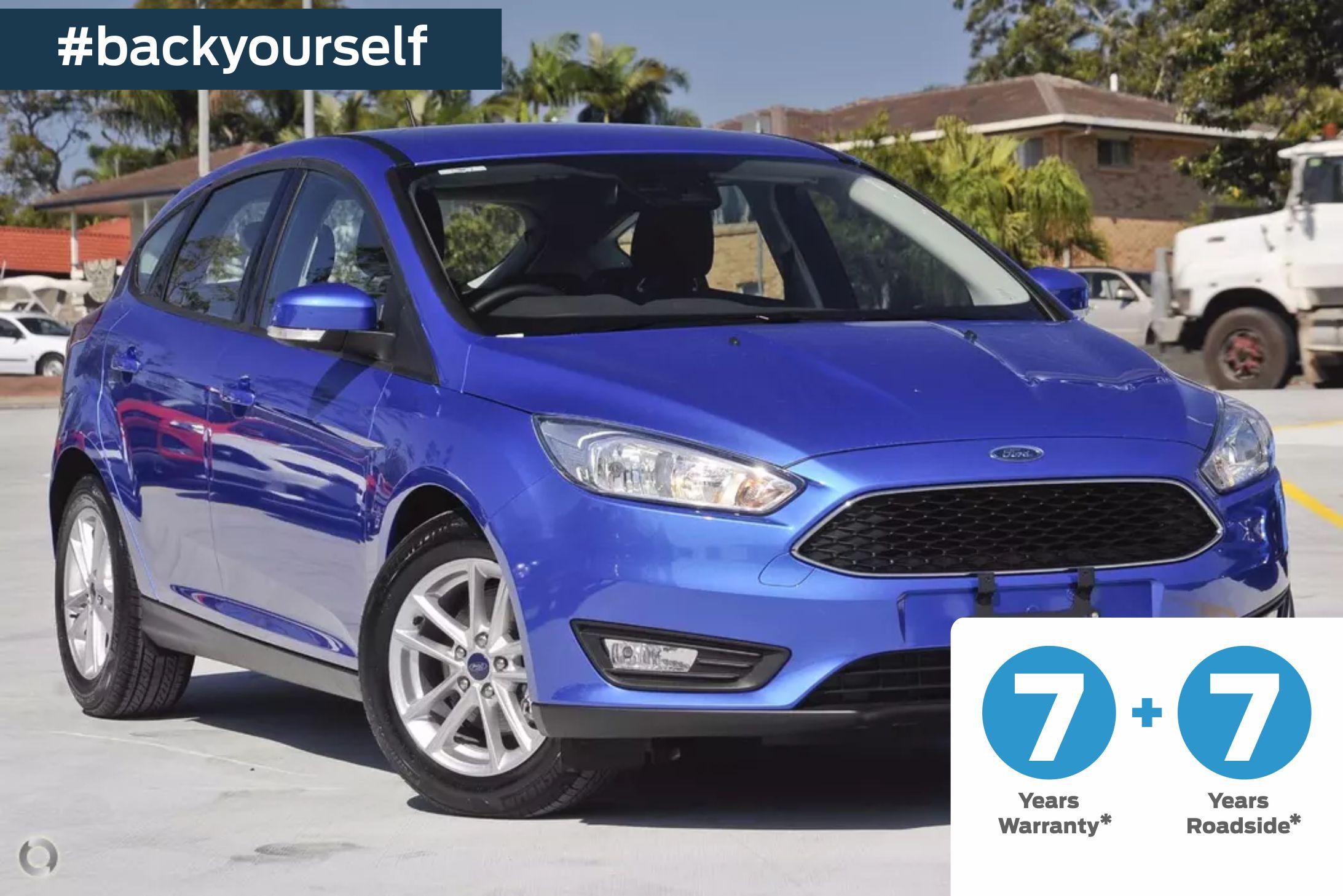 New & Demo Ford Focus 7+7   7 Yrs Warranty + 7 Yrs Roadside*   #itsoktostare!