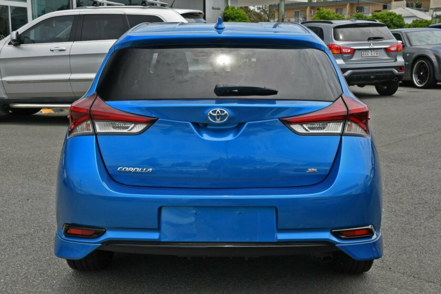 2015 Toyota Corolla ZRE182R ZR S-CVT Hatchback