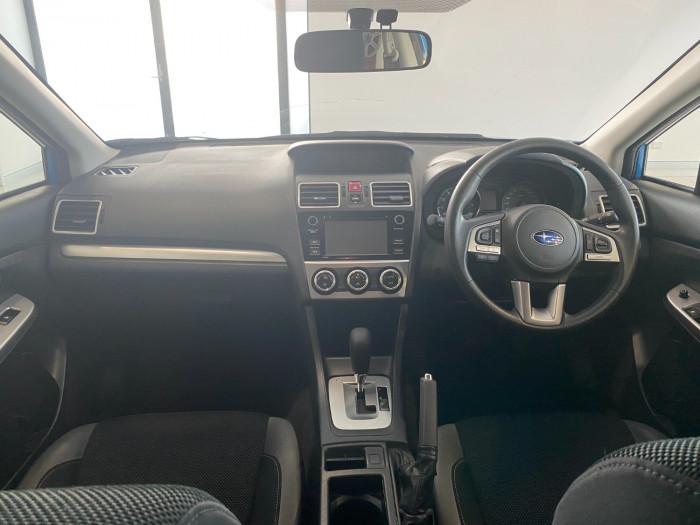 2016 Subaru XV G4-X 2.0i Suv Image 15