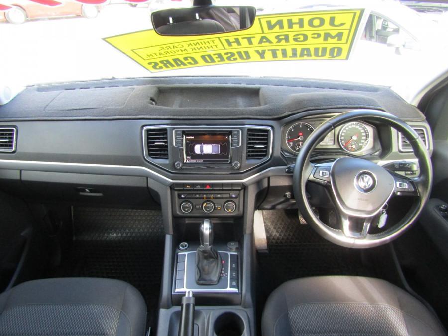 2018 Volkswagen Amarok 2H  TDI550 Sportline Dual cab Image 14