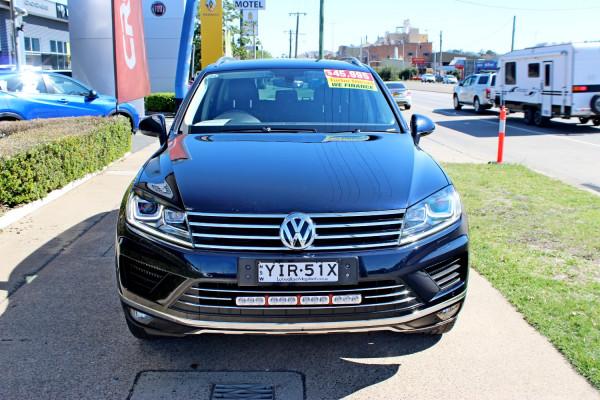 2017 Volkswagen Touareg 7P  150TDI 150TDI - Element Suv