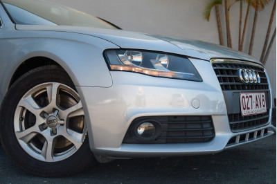 2010 Audi A4 B8 MY10 Sedan Image 3