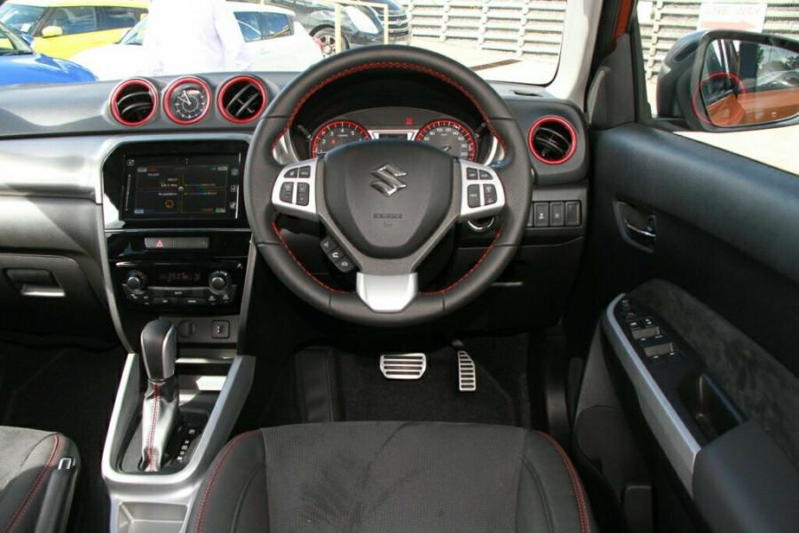 2018 MYug Suzuki Vitara LY S-Turbo 2WD Suv