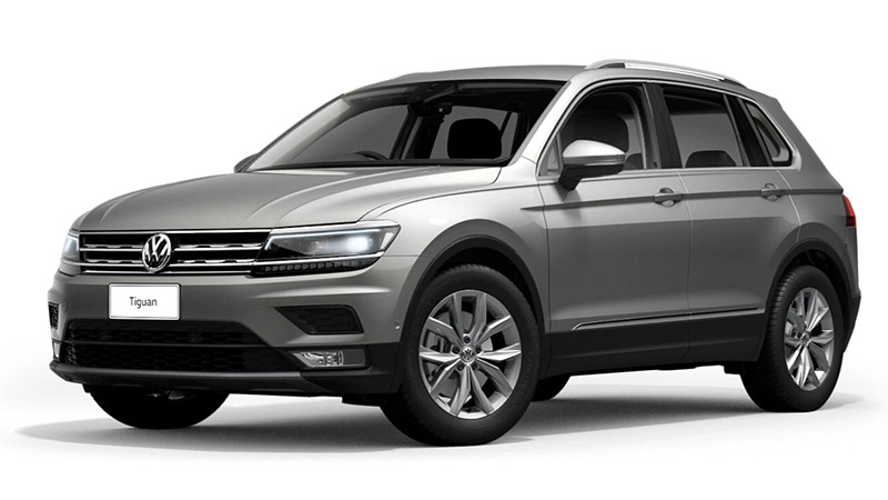 2020 Volkswagen Tiguan 5N 132TSI Comfortline 4 motion wagon