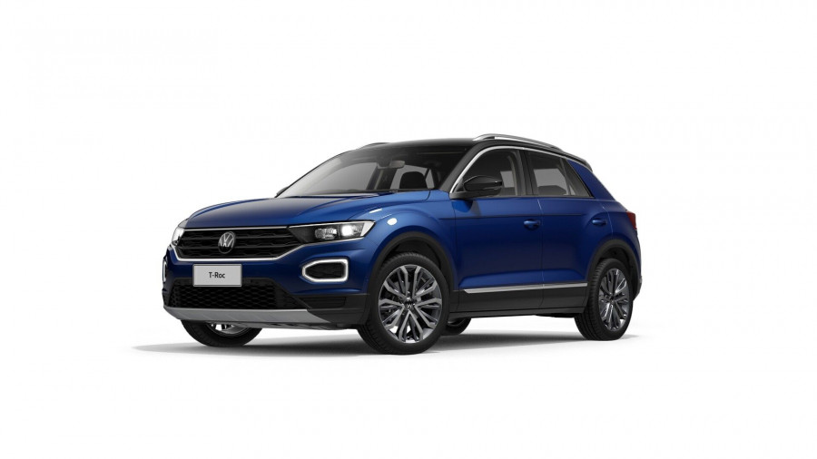 2020 MY21 Volkswagen T-Roc A1 110TSI Style Suv Image 1