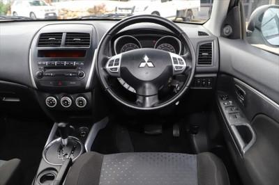 2012 Mitsubishi ASX XA MY12 Suv