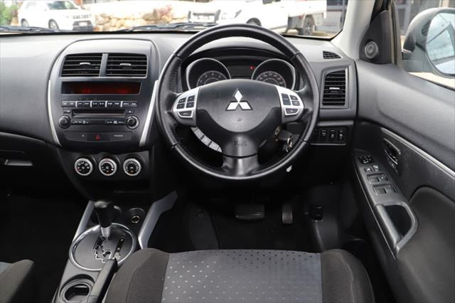 2012 Mitsubishi ASX XA MY12 Suv Image 12