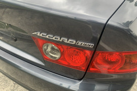 2007 Honda Accord Euro CL MY2007 Luxury Sedan