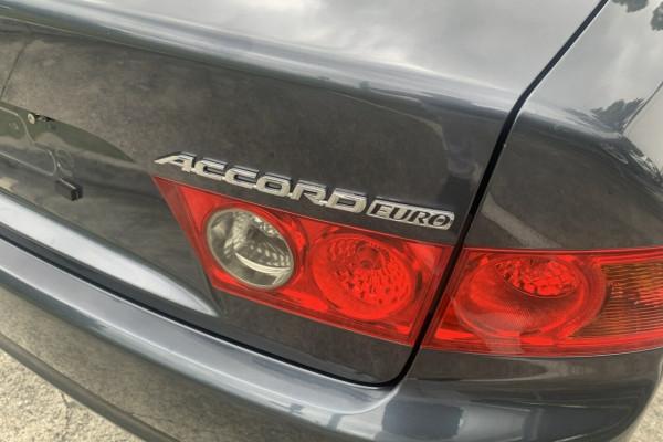 2007 Honda Accord Euro CL MY2007 Luxury Sedan Image 4