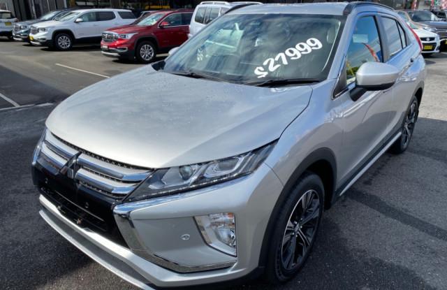 2018 Mitsubishi Eclipse Cross YA Turbo LS Suv