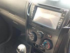 2018 MY17 Isuzu Ute D-MAX MY17 SX Cab chassis