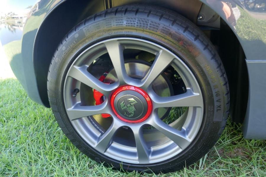 2017 Abarth 595 Se Hatchback Hatchback