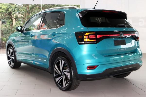 2020 MY21 Volkswagen T-Cross C1 85TSI Style Suv Image 2