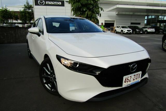 2020 Mazda 3 BP2H7A G20 SKYACTIV-Drive Evolve Hatchback