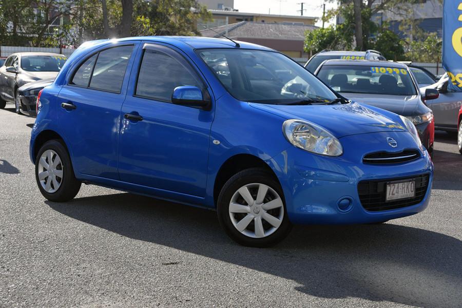 2011 Nissan Micra K13 ST Hatchback Mobile Image 1