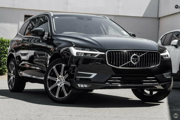 2020 MY21 Volvo XC60 UZ D4 Inscription Suv