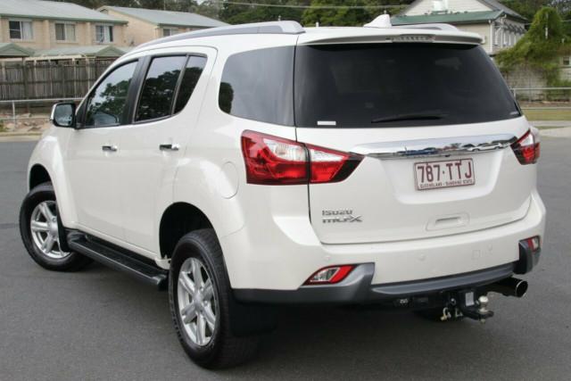 2014 Isuzu Ute MU-X MY14 LS-T Rev-Tronic Wagon