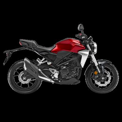 New Honda CB300R