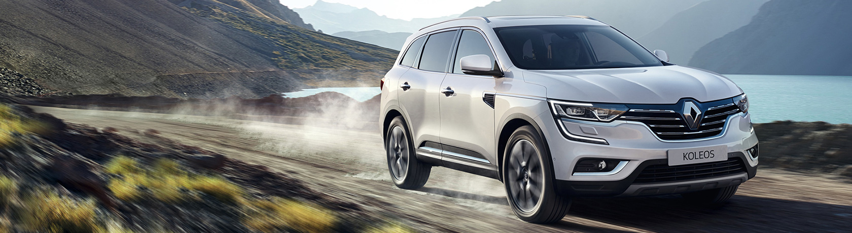 Head off-road in the all new Renault Koleos SUV from Metro renault in Brisbane.