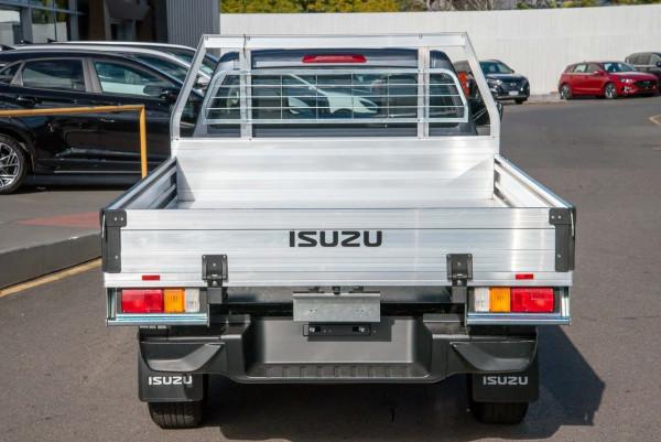 2020 MY21 Isuzu UTE D-MAX RG SX 4x2 Crew Cab Ute Cab chassis Image 3