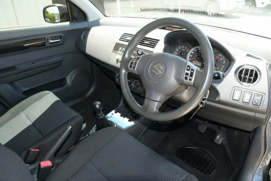 2009 Suzuki Swift RS415 GLX Hatchback
