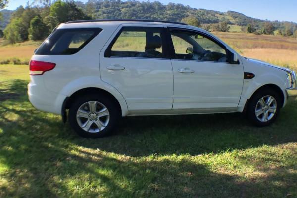 2014 Ford Territory SZ TX Wagon Image 4
