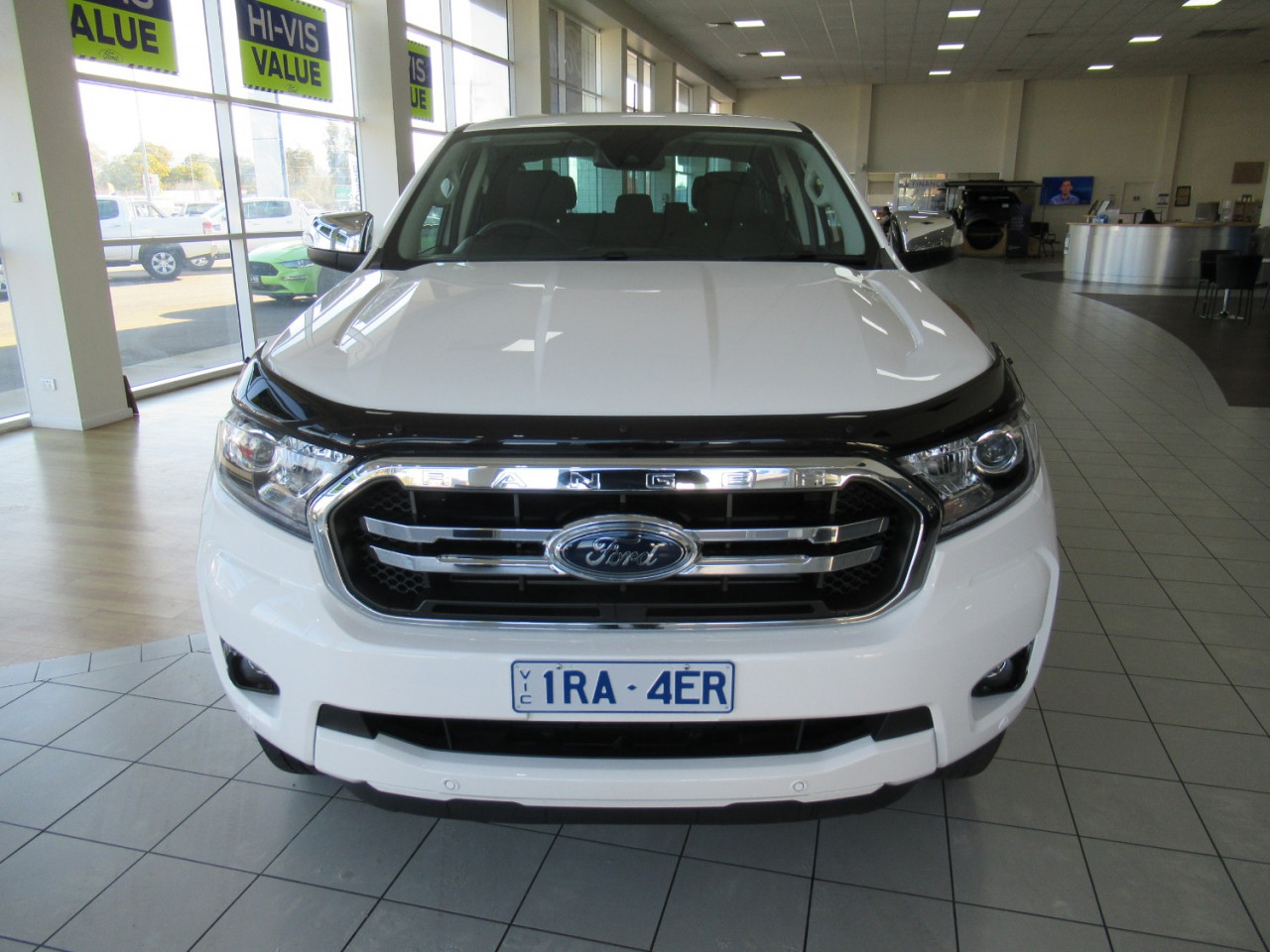 2019 MY19.75 Ford Ranger PX MkIII 4x2 XLT Double Cab Pick-up Hi-Rider Utility Image 1