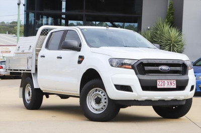 2017 Ford Ranger PX MkII XL Hi-Rider Cab chassis
