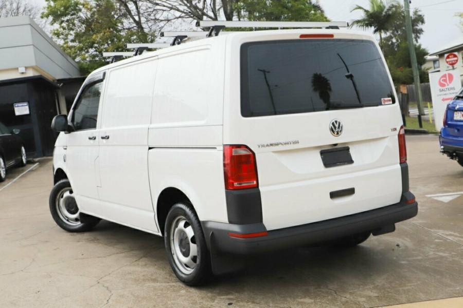 2016 MY17 Volkswagen Transporter T6 MY17 TDI400 SWB DSG Van