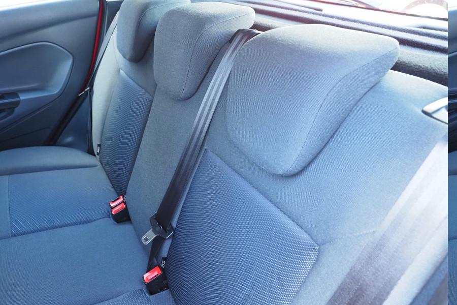 2012 Ford Fiesta WT CL Hatchback Image 4