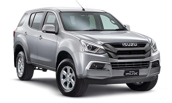2021 MY19 Isuzu UTE MU-X LS-M 4x2 Wagon