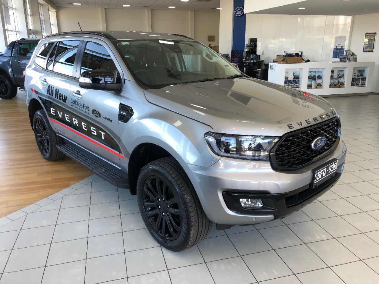 2019 MY20.25 Ford Everest UAII Sport Suv