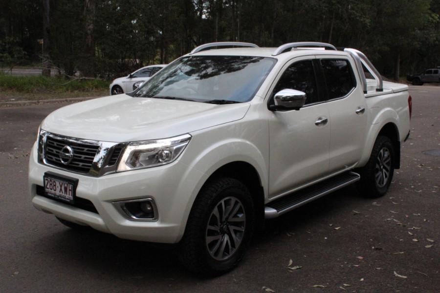 2017 Nissan Navara ST-X Image 4