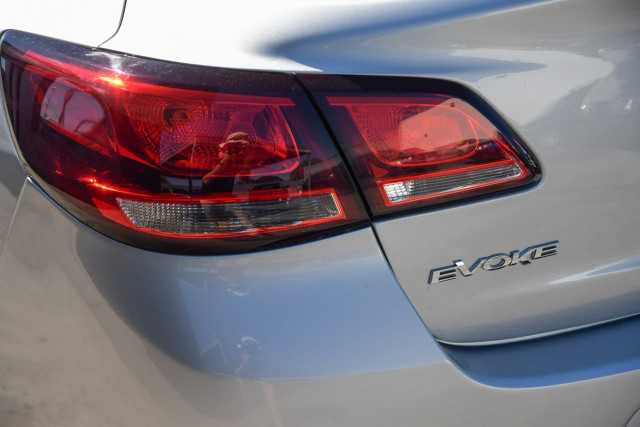 2017 Holden Commodore VF Series II MY17 Evoke Sedan Image 20