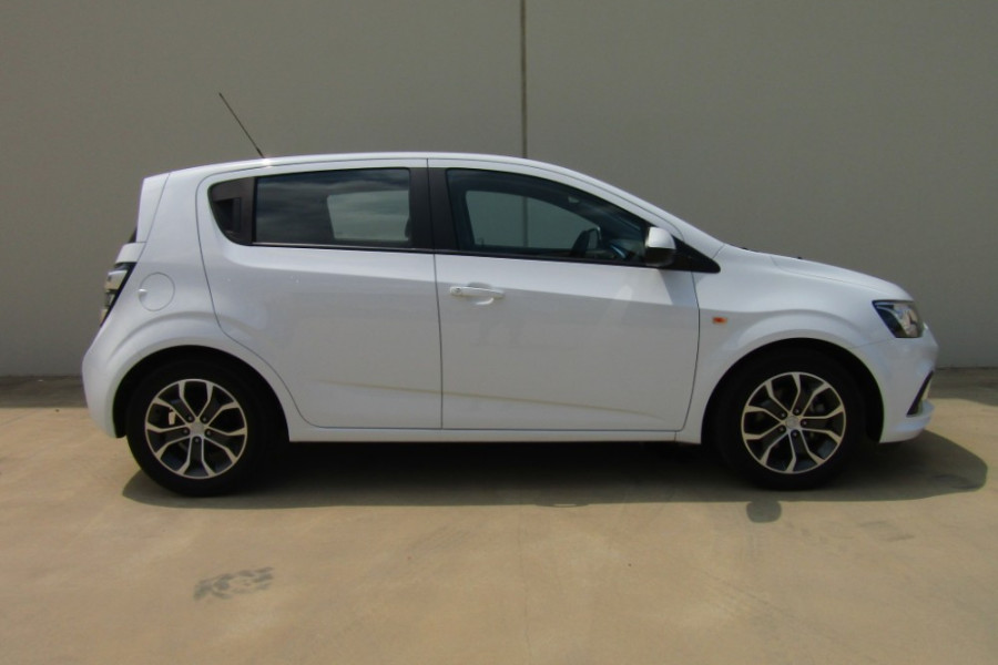 2016 MY17 Holden Barina TM LS Hatchback