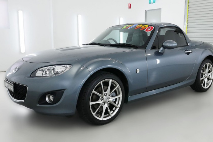 2011 MY09 Mazda Mx-5 NC30F2 MY09 Roadster Hardtop