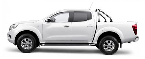 2017 Nissan Navara D23 ST 4X2 Dual Cab Pickup Utility crew cab