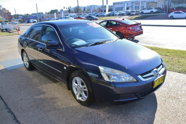 2007 Honda Accord 7th Gen  VTi Sedan Image 3
