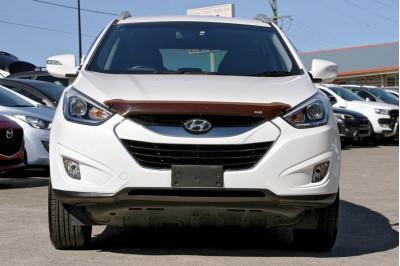 2014 Hyundai ix35 Series II MY15 Elite Wagon Image 4