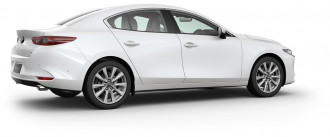 2021 MY20 Mazda 3 BP G25 GT Sedan Sedan image 11