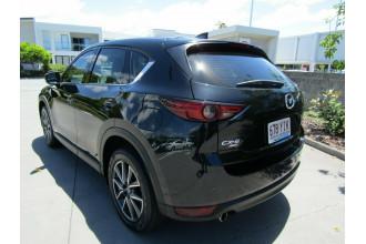 2018 Mazda CX-5 KF4WLA GT SKYACTIV-Drive i-ACTIV AWD Suv Image 5