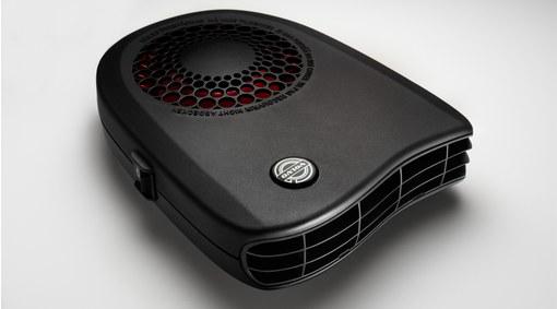 Passenger compartment heater
