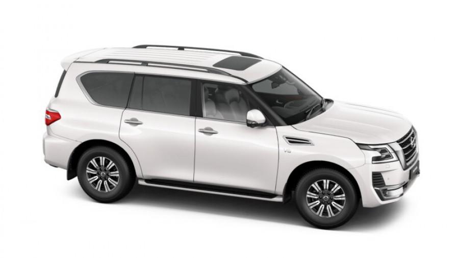 2020 Nissan Patrol Y62 Series 5 Ti-L Suv Image 11