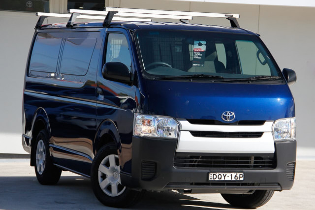 2017 Toyota Hiace for sale in Cessnock Hunter Valley