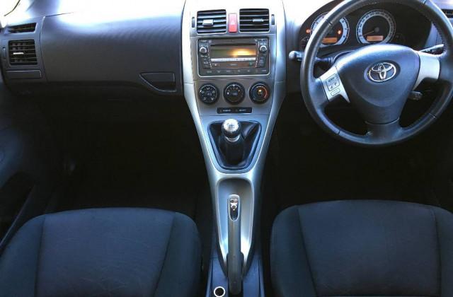2008 Toyota Corolla ZRE152R ASCENT Hatchback