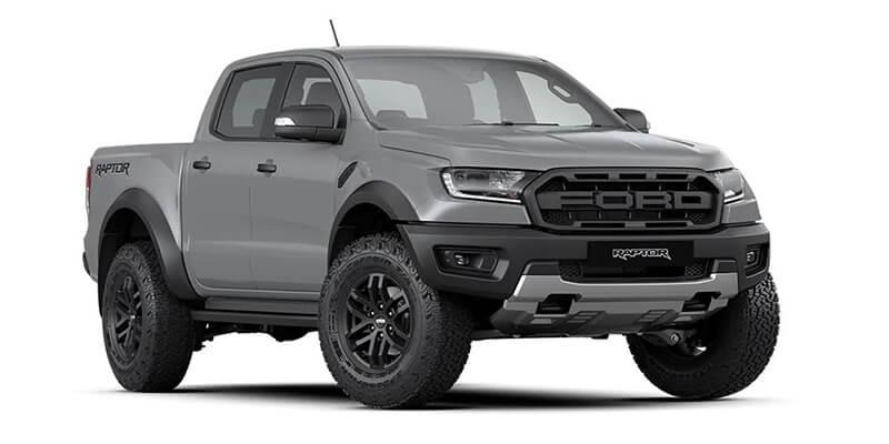 2019 MY20.25 Ford Ranger PX MkIII Raptor Ute