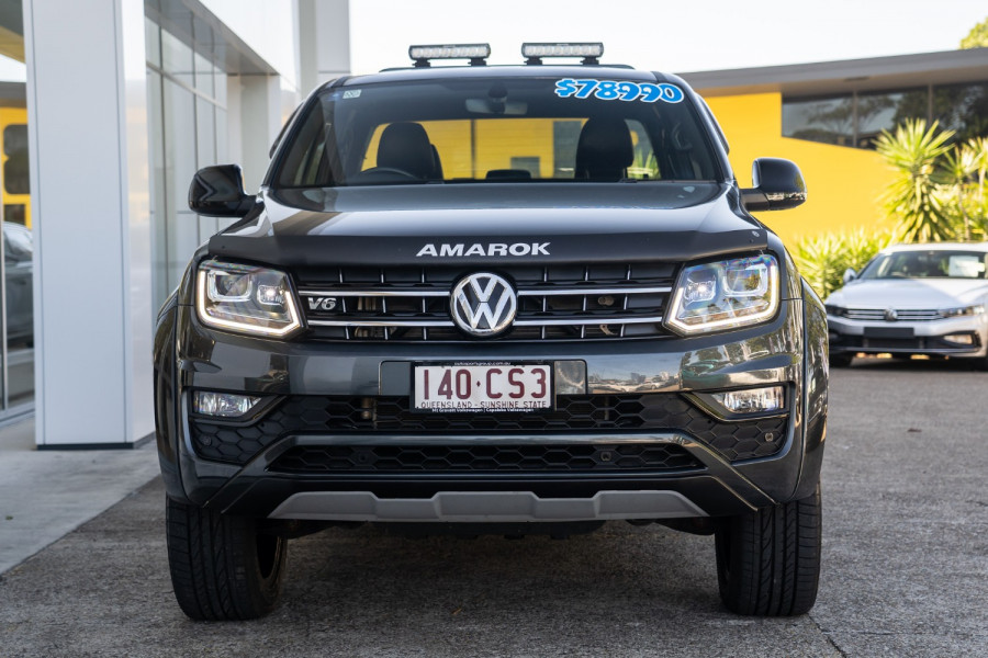 2020 Volkswagen Amarok 2H  TDI580S Utility
