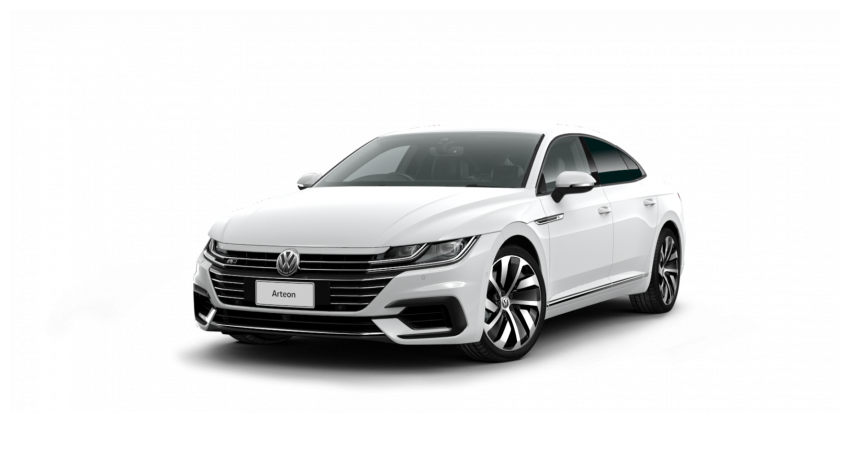 Arteon 206TSI R-Line 7 Speed DSG 4MOTION