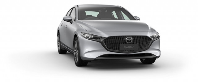 2021 Mazda 3 BP G25 Evolve Hatchback Mobile Image 5