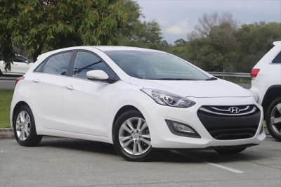 2012 Hyundai I30 GD Elite Hatchback